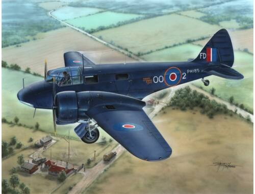 Special Hobby Airspeed Oxford Mk.I/II Royal Navy 1:48 (48152)