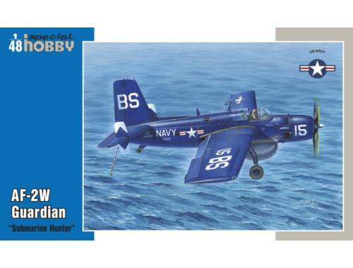 "Special Hobby AF-2W Guardian ""Submarine Hunter"" 1:48 (48158)"