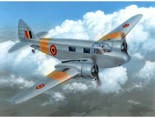 Special Hobby Airspeed Oxford Mk.I/II Foreign Service 1:48 (48159)