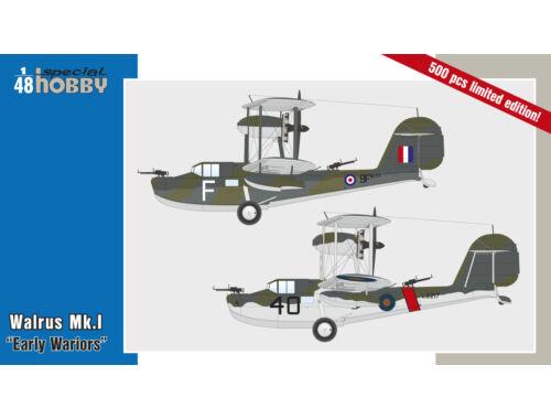Special Hobby Walrus Mk.I Early Wariors 1:48 (48161)