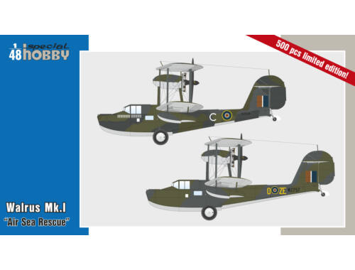 Special Hobby Walrus Mk.I Air Sea Rescue 1:48 (48163)