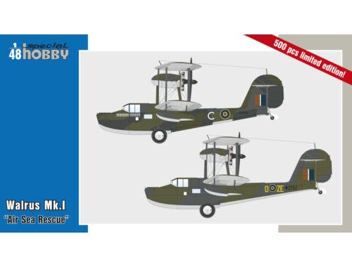 Special Hobby Walrus Mk.I Air Sea Rescue 1:48 (48163)