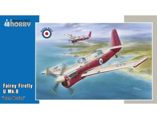 "Special Hobby Fairey Firefly U.8 ""Drone version"" 1:48 (48166)"