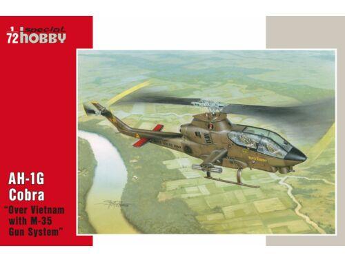"Special Hobby AH-1G Cobra""Over Vietnam with M-35 GunSy 1:72 (72076)"