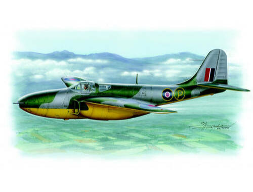 Special Hobby Bell YP-59 Airacomet Pre-production Version 1:72 (72084)