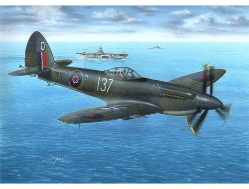 Special Hobby Supermarine Seafire Mk.47 1:72 (72099)
