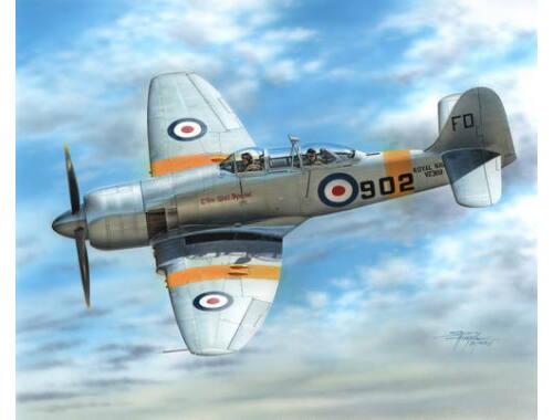 Special Hobby Hawker Sea Fury T.20 1:72 (72124)
