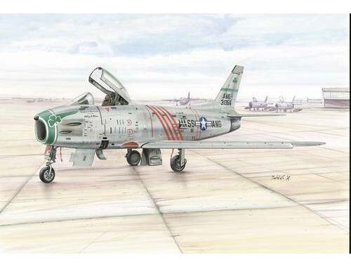 Special Hobby North American F-86H Sabre Hog ANG 1:72 (72167)