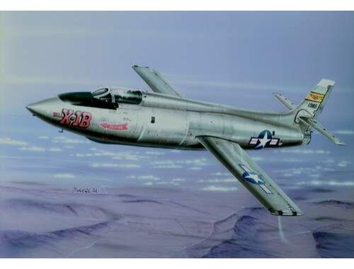 Special Hobby X-1B 'NACA Modification Program' 1:72 (72168)