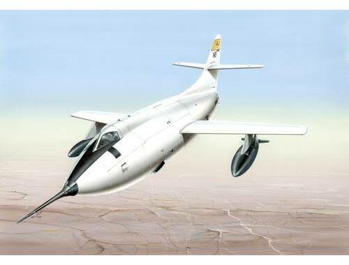 Special Hobby D-558-2 Skyrocket Jet and Rocket 1:72 (72180)