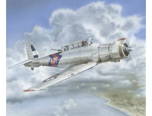 "Special Hobby Blackburn Skua Mk.II ""Silver Wings"" 1:72 (72217)"