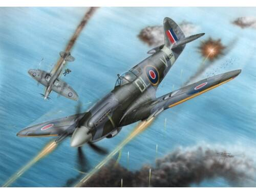 Special Hobby Spitfire F Mk.21 No.91 Sq.RAF in WWII 1:72 (72227)