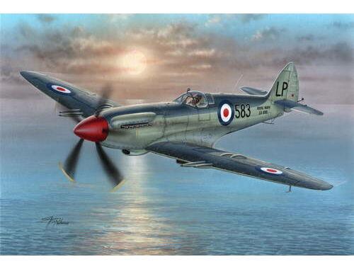 Special Hobby Supermarine Seafire Mk.45 1:72 (72229)