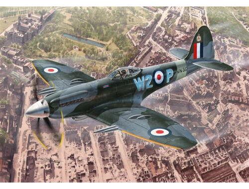Special Hobby Supermarine Spitfire Mk.24 1:72 (72233)
