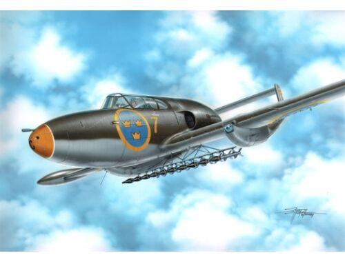 "Special Hobby SAAB A-21R ""Attack Version"" 1:72 (72246)"