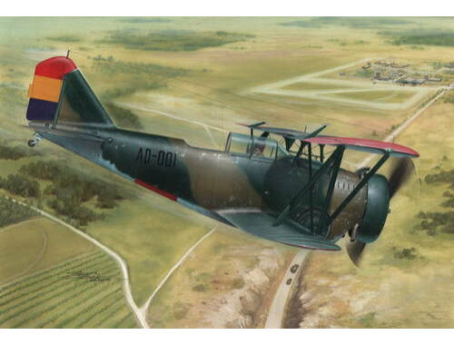 "Special Hobby G-23 Delfin ""Spanish Civil War"" 1:72 (72247)"