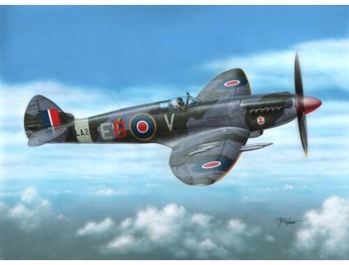 """Special Hobby Spitfire F Mk 21 """"Post WWII Service"""" 1:72 (72249)"""