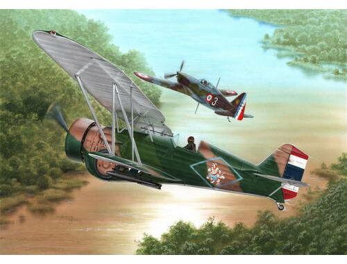 Special Hobby model 68 Hawk III 1:72 (72256)