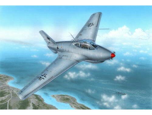 Special Hobby Messerschmitt Me 163C Bubble Canopy Ver 1:72 (72258)