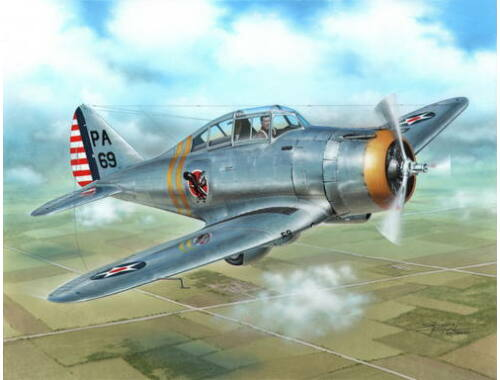 Special Hobby P-35 Silver Wings Era 1:72 (72260)