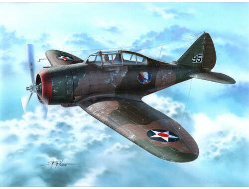 Special Hobby P-35 War games and War Training 1:72 (72262)