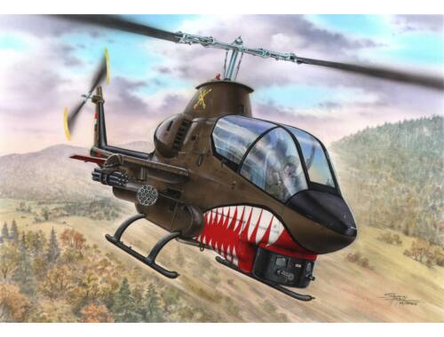 Special Hobby AH-1G Cobra Over The USA and Europe 1:72 (72278)