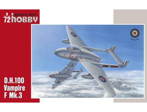 Special Hobby D.H.100 Vampire Mk.3 1:72 (72279)