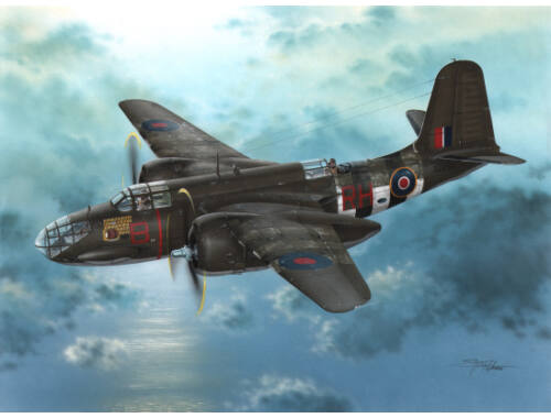 Special Hobby Boston Mk.IIIA Over D-Day Beaches 1:72 (72287)