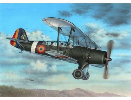 Special Hobby IAR-37 Rumanian Light Bomber 1:72 (72290)