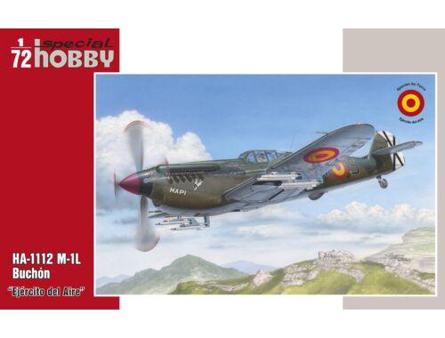 Special Hobby HA-1112M-1L Buchón Ejército del Aire 1:72 (72308)