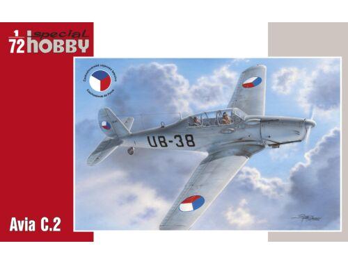 Special Hobby Avia C.2 1:72 (72310)