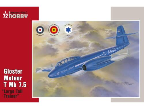 Special Hobby Gloster Meteor T Mk 7.5 1:72 (72317)