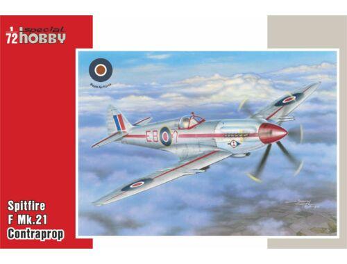 Special Hobby Supermarine Spitfire Mk.21 Contraprop 1:72 (72318)