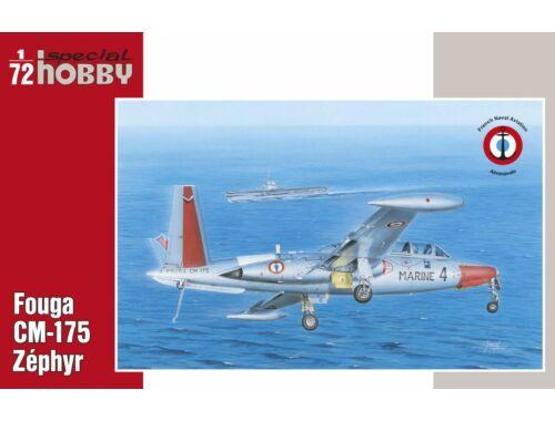 Special Hobby Fouga CM-175 Zephyr 1:72 (72323)