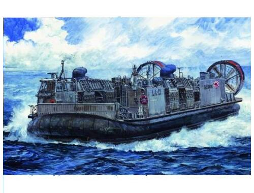 Trumpeter JMSDF Landing Craft Air Cushion 1:144 (106)