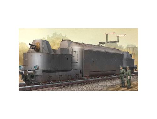 Trumpeter German Armored Train Panzertriebwag.Nr16 1:35 (223)