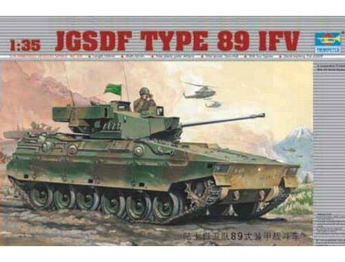 Trumpeter JGSDF Type 89 IFV 1:35 (325)