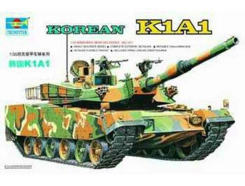 Trumpeter Korean KIAI Tank 1:35 (331)