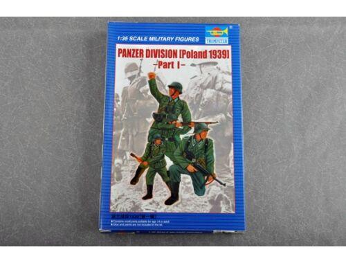 Trumpeter Panzer-Division Polen 1939 Teil I 1:35 (402)