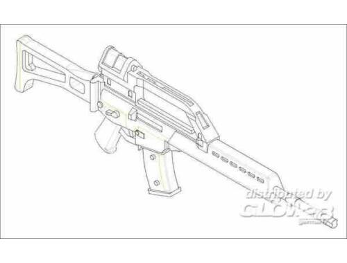 Trumpeter MG36 1:35 (514)