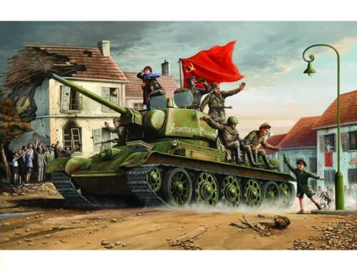 Trumpeter T-34/76 1943 1:16 (903)