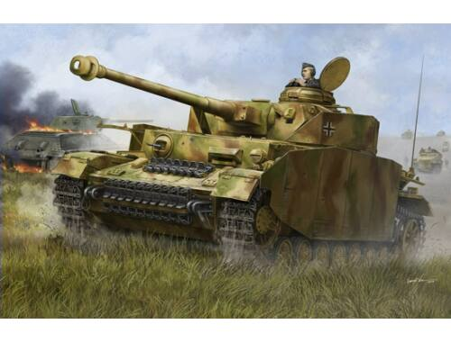 Trumpeter German Pzkpfw IV Ausf.H Medium Tank 1:16 (00920)