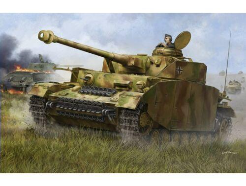 Trumpeter German Pzkpfw IV Ausf.H Medium Tank 1:16 (00920)