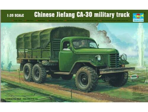Trumpeter CA-30 Chinese Military Truck 1:35 (01002)