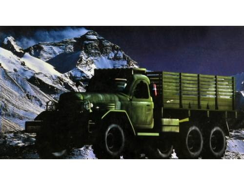 Trumpeter Chinese Truck Jiefang CA-30 1:72 (1103)