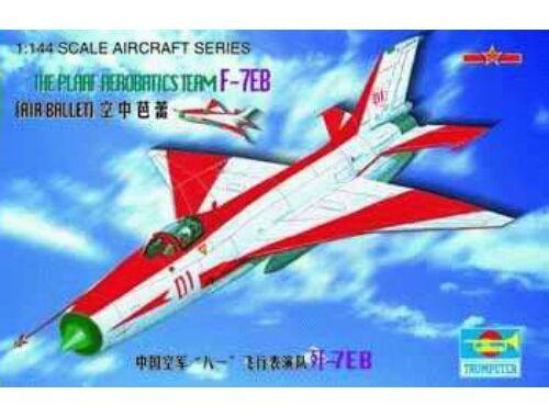 Trumpeter F-7 EB China 1:144 (1326)