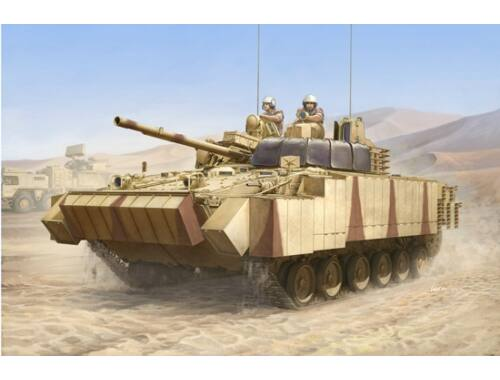 Trumpeter BMP-3(UAE) w/ERA titles and combined screens 1:35 (1532)