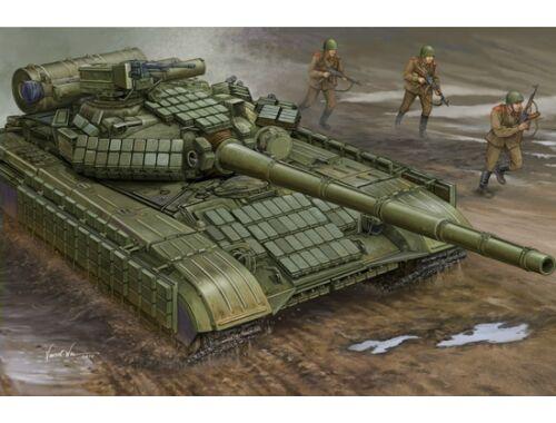 Trumpeter Soviet T-64AV MOD 1984 1:35 (01580)