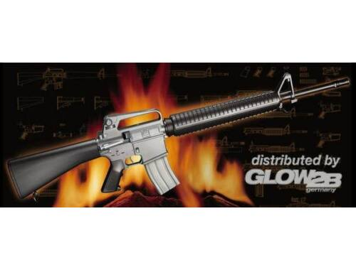 Trumpeter AR15/M16/M4 Family-M16A2 1:3 (1907)