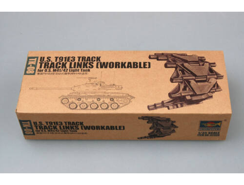Trumpeter U.S. T91E3 M41/42 Workable track1:35 (2038)